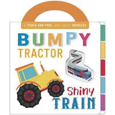 Crry T&F book -Bumpy...