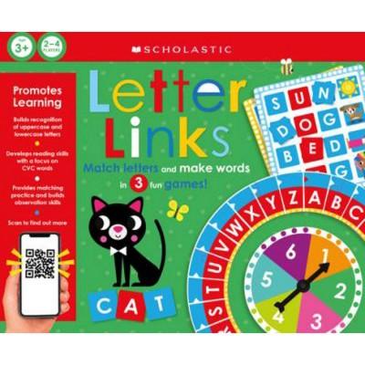 Letter Links: Scholastic...