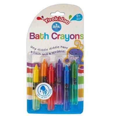 Yookidoo Bath Crayons