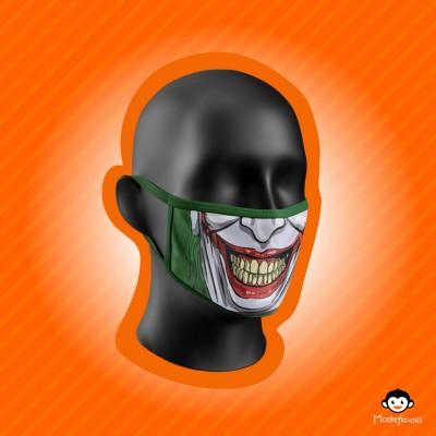Monkeylicious Joker Mask