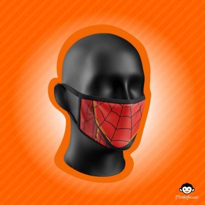 Monkeylicious SpiderMan Mask