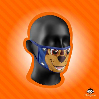 Monkeylicious Paw Patrol Mask