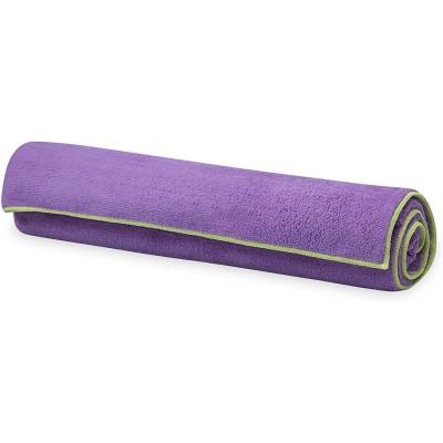 GAIAM Stay Put Yoga Towel