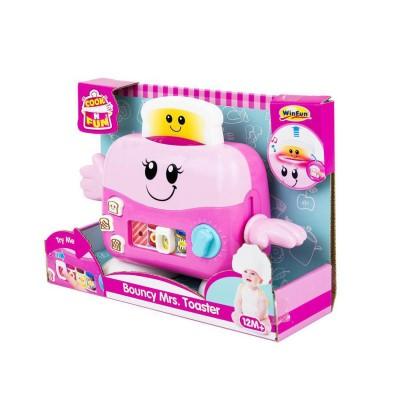 Winfun Bouncy Mrs. Toaster