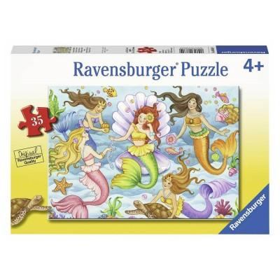 Ravensburger Puzzle Queens...