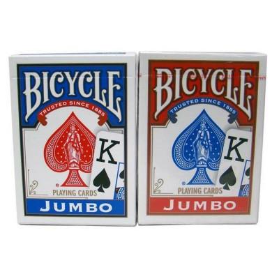 Bicycle Jumbo Index Playing...