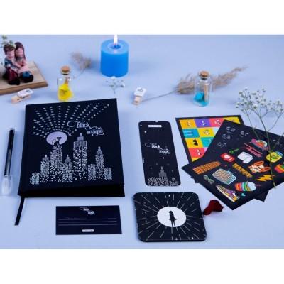 Daftar Black Magic Notebook