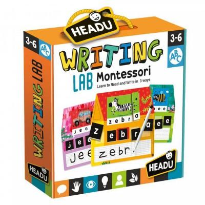 HEADU - Writing Lab Montessori