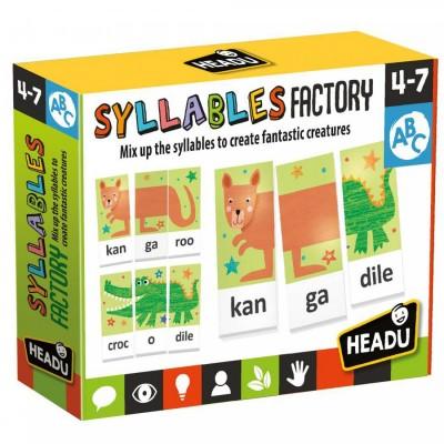 HEADU - Syllables Factory