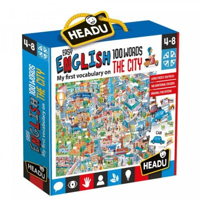 HEADU - Easy English 100...