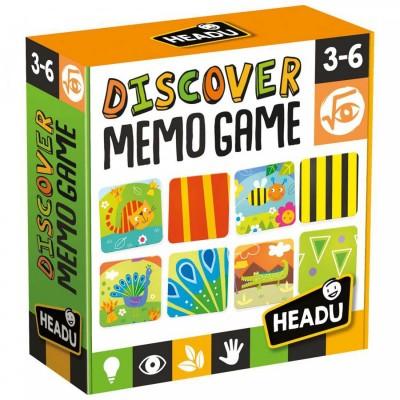 HEADU - Discover Memo Game