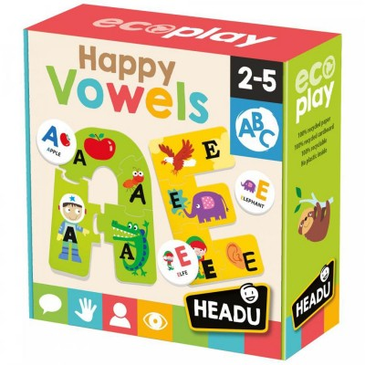 HEADU - Happy Vowels