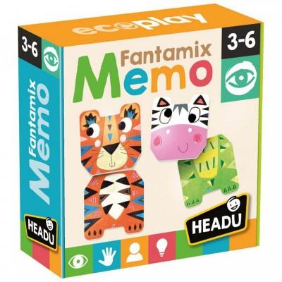 HEADU Fantamix Memo