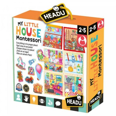 HEADU Montessori My Little...