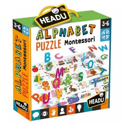 HEADU - Montessori Alphabet...