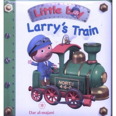 Little Boy Larry`s Train