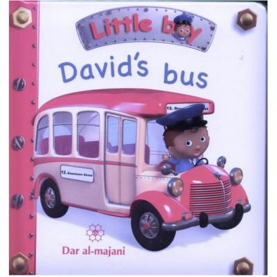 Little Boy - David`s Bus