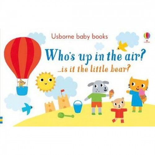 Usborne - Who's Up In The Air