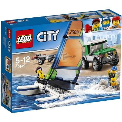 LEGO City Gelandewagen With...