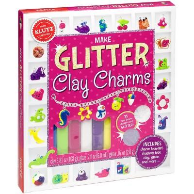 Klutz Make Glitter Clay...