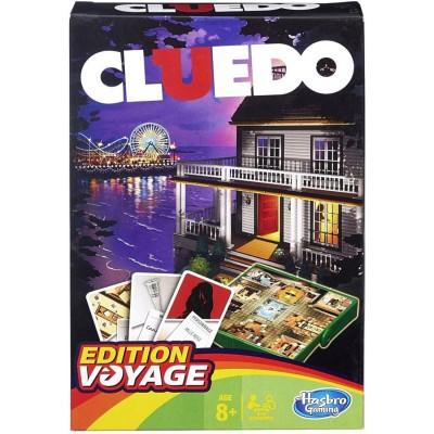 Hasbro Cluedo Edition Voyage