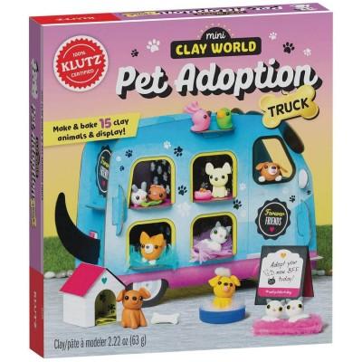 Klutz Mini Clay World Pet...