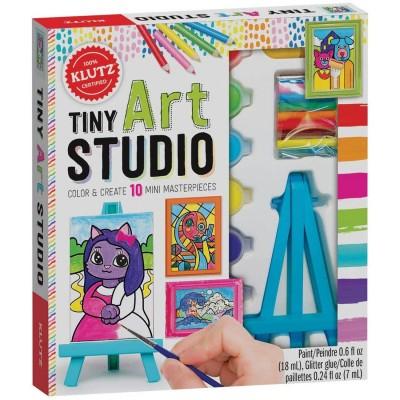 Klutz Tiny Art Studio