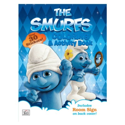 The Smurfs Coloring And...