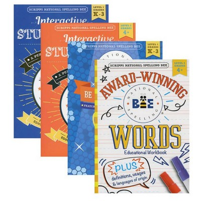 BAZIC Spelling Bee Workbook