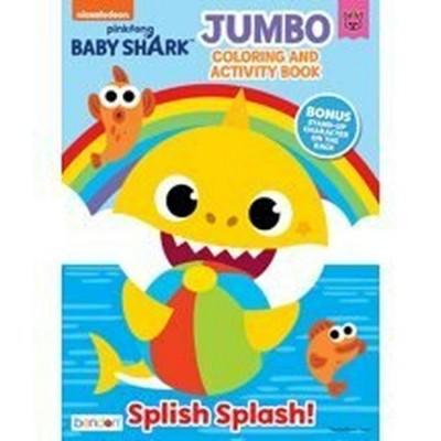 Bazic Baby Shark Jumbo...