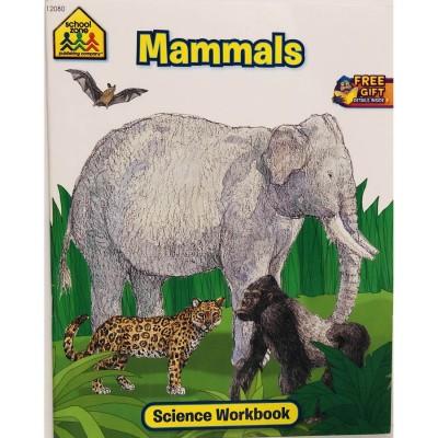 Bazic Science Book Mammals
