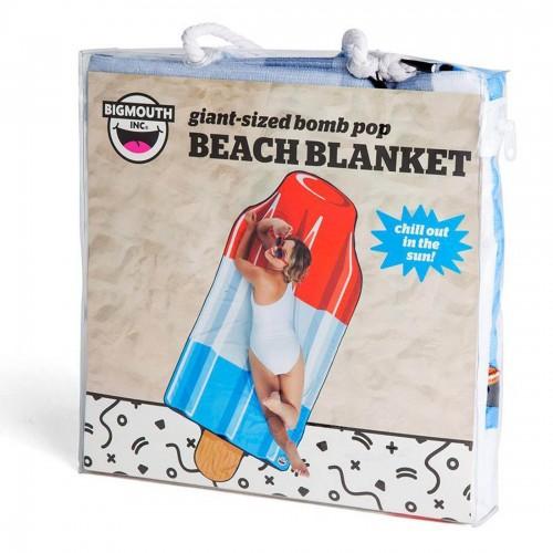 BigMouth Giant Ice Pop Beach Blanket