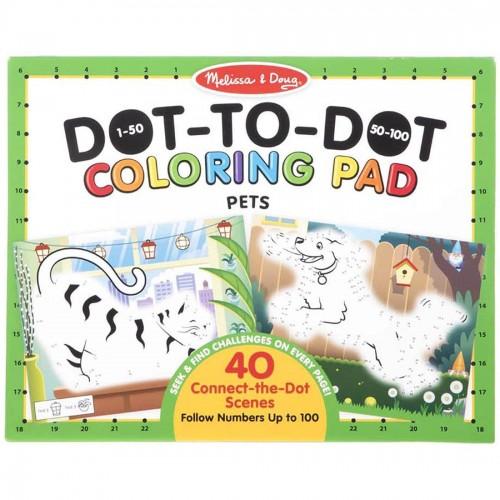 Melissa & Doug 123 Dot To Dot...