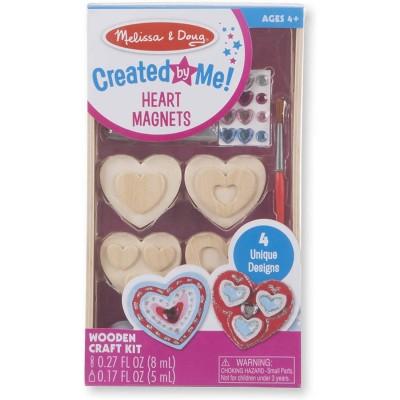 Melissa & Doug Heart Magnets