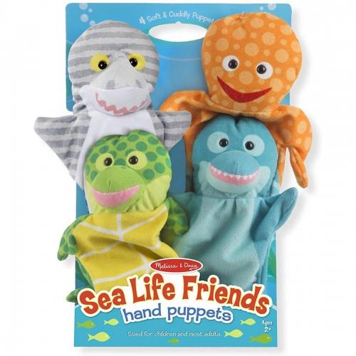 Melissa & Doug Sea Life Friends Hand...