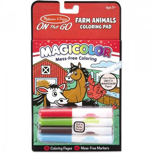 Melissa & Doug Magicolor Coloring Pad...