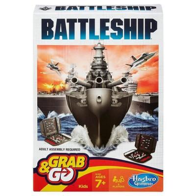 Hasbro Battleship Grab And...
