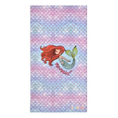 SlipStop Scarlet Towel