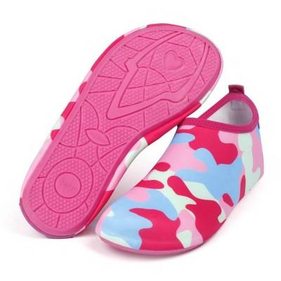 Aqua Pink Camouflage Beach...