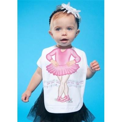 Just Add A Kid Ballerina...