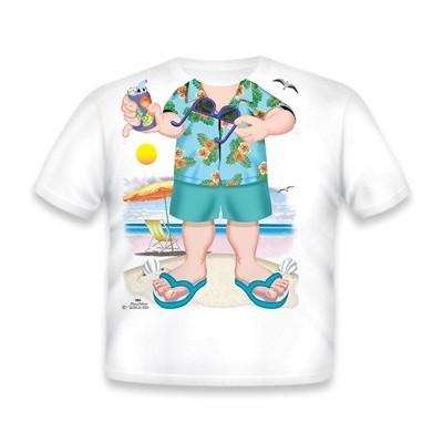 Just Add A Kid Beach Comber...