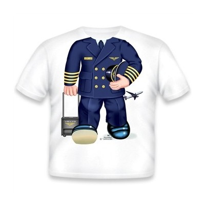 Just Add A Kid Pilot T-Shirt