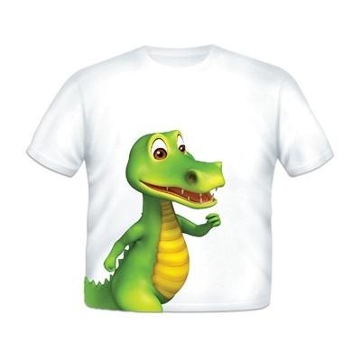 Just Add A Kid Alligator...