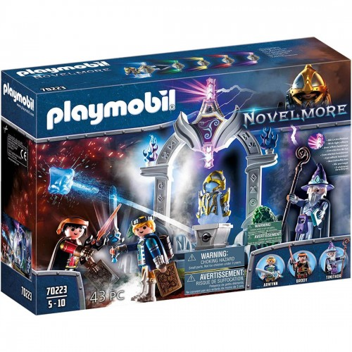 Playmobil Knights Novelmore Temple of...