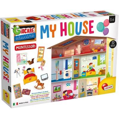 Lisciani Montessori My House