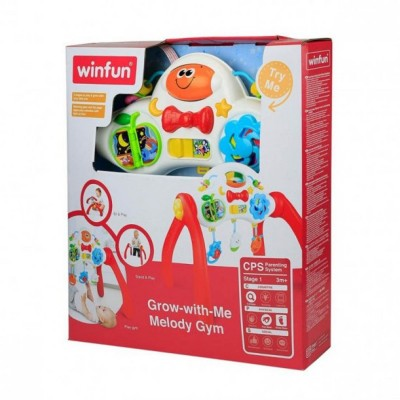 WinFun Grow With Me Melody Gym