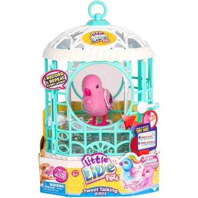 Little Live Pets Bird with...
