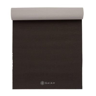 GAIAM Yoga Mat Granite/Storm