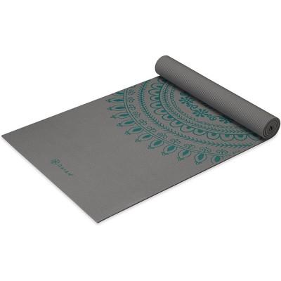 GAIAM Yoga Mat Teal...