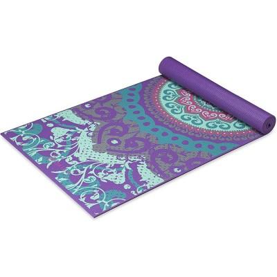GAIAM 4MM Yoga Mat Moroccan...